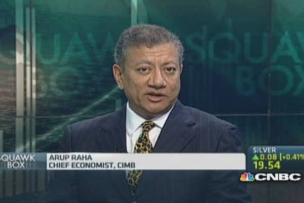 Not worried about China's April PMI: CIMB