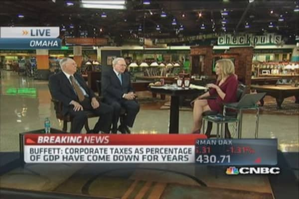There's honesty in what we do: Munger