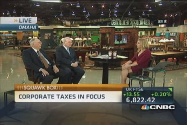 Pharmacy biz wants zero tax rate: Munger