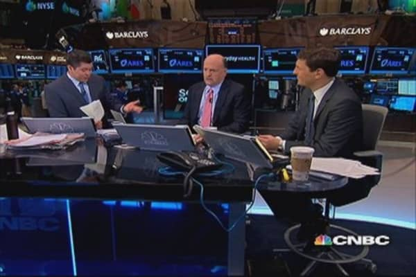 Jim Cramer: How to buy the dips in this market