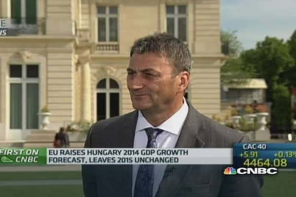 Hungary's reforms are paying off: Minister