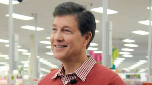 Gregg Steinhafel, Target's former CEO.