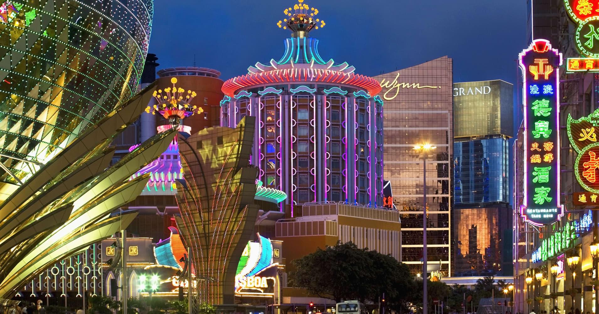 Casino saturation