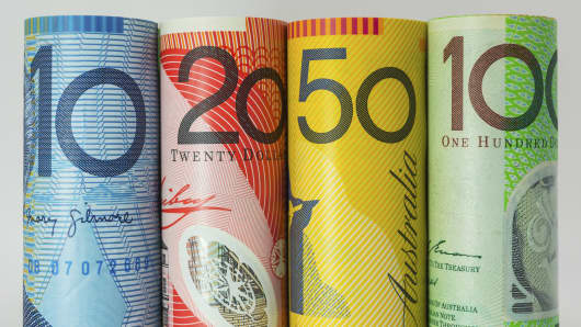 Premium Rolls of Aussie dollars