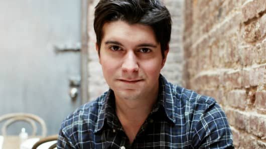 Anthony Casalena, founder and CEO, Squarespace