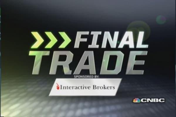 Fast Money Final Trade: PBR, SO, GOOG, APC