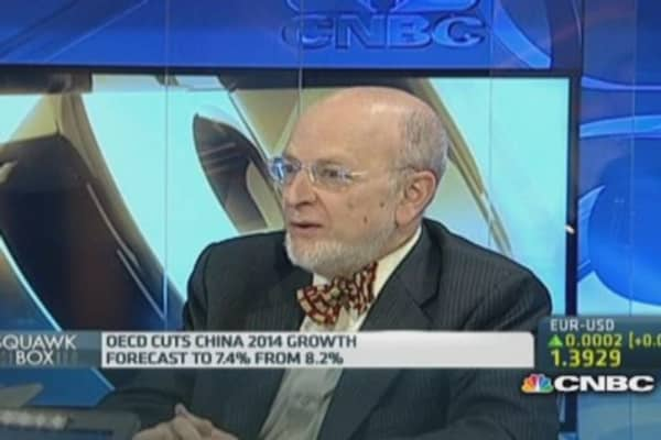 This could prompt Chinese stimulus: Economist