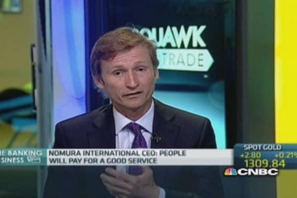 Sentiment return will boost Japan: Nomura CEO