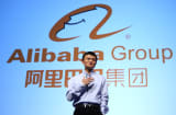 Alibaba Group Holdings Ltd. and Founder Jack Ma.