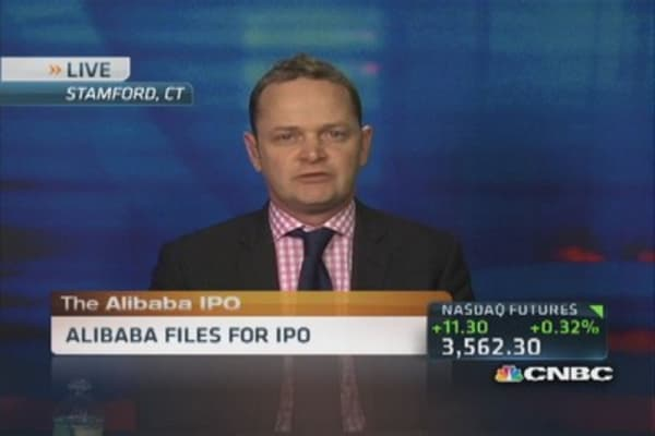 Inside Alibaba's massive IPO