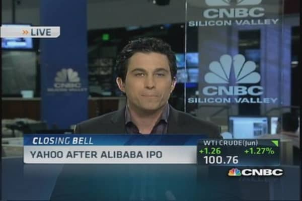 Stick with Mayer, or sell for Alibaba?