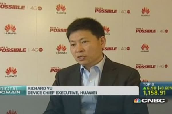 Selfie 'key functionality' for smartphones: Huawei