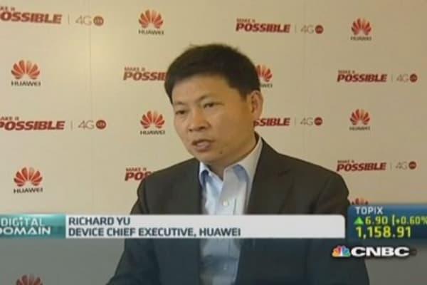 Selfie 'key functionality' for smartphones: Huawei