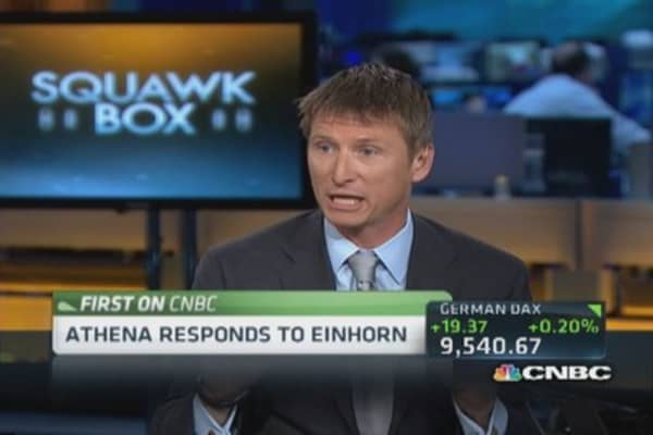 Athenahealth CEO: We are not a BPO