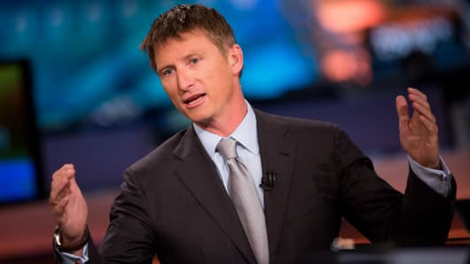 Jonathan Bush, co-founder, chief executive officer and president of Athenahealth.