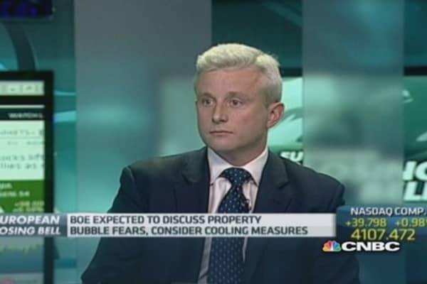 UK housing market sensitive to interest rates: Pro