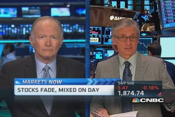 Pisani: Russell was the laggard