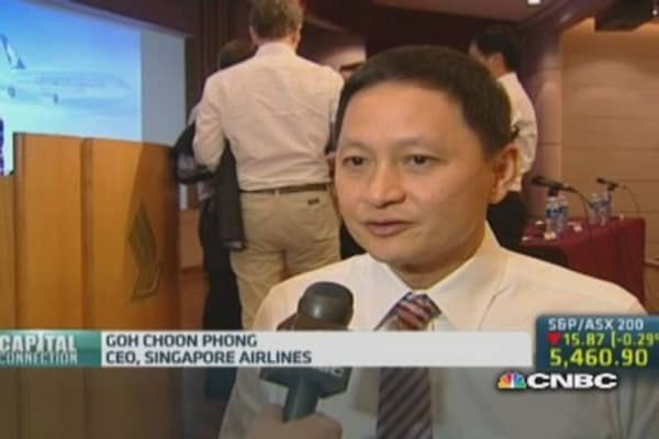 Singapore Airlines: M&A is part of our key strategy