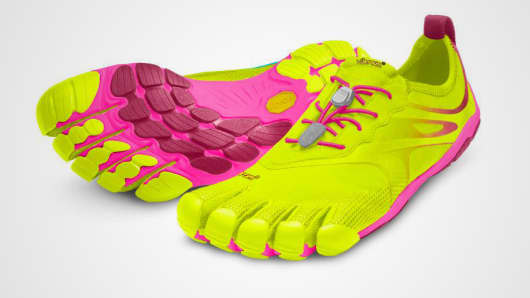 Vibram FiveFingers shoes