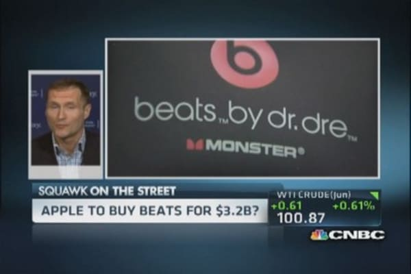 Jimmy Iovine key to Apple, Beats: Analyst