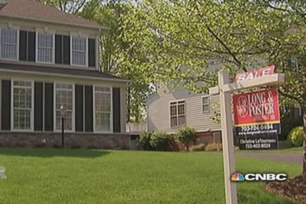 Home prices hitting record highs