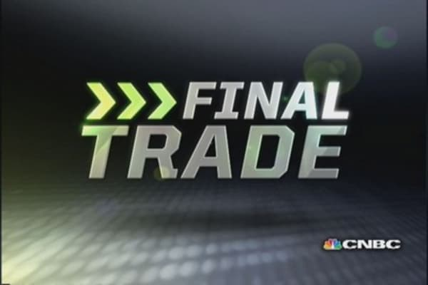 FMHR Final Trade: SPWR, DAL, & more