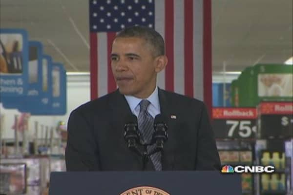 Obama: Economy must adapt to climate change