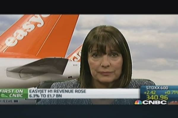 Growing in core markets: easyJet CEO
