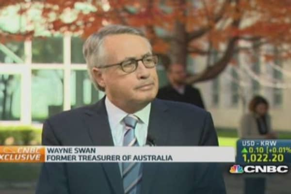 Wayne Swan: 'There's no budget emergency'