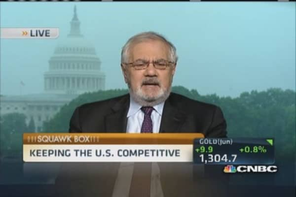 Barney Frank on closing tax loopholes