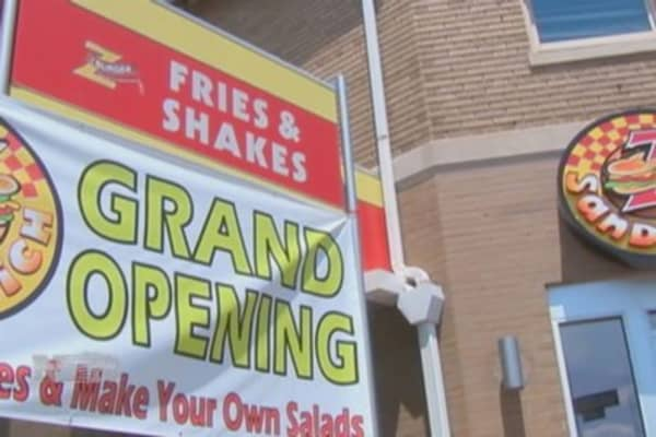 Small business optimism rises