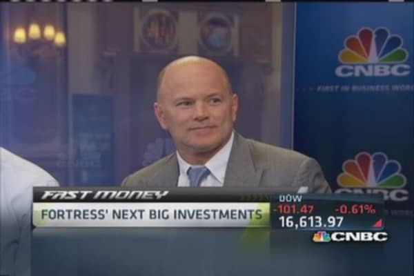 Fortress' Novogratz: Don't see bubble in credit markets