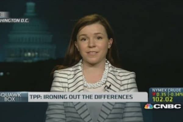 Can TPP meet its year-end deadline?