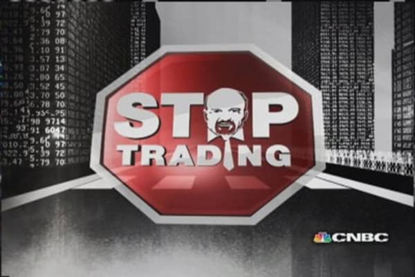 Cramer's Stop Trading: Like BP very much
