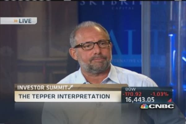 The Tepper interpretation
