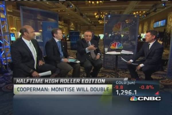 Stock picks from Leon Cooperman