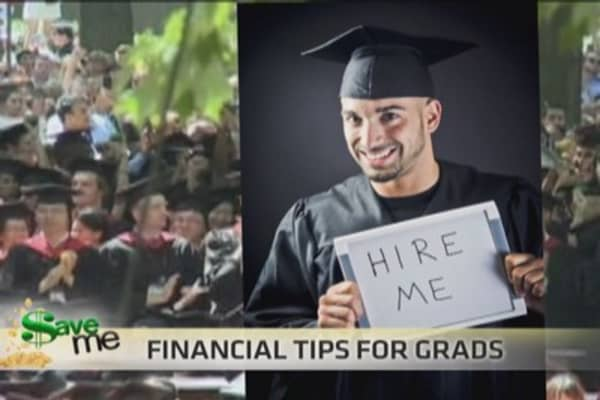 Financial necessities for college grads