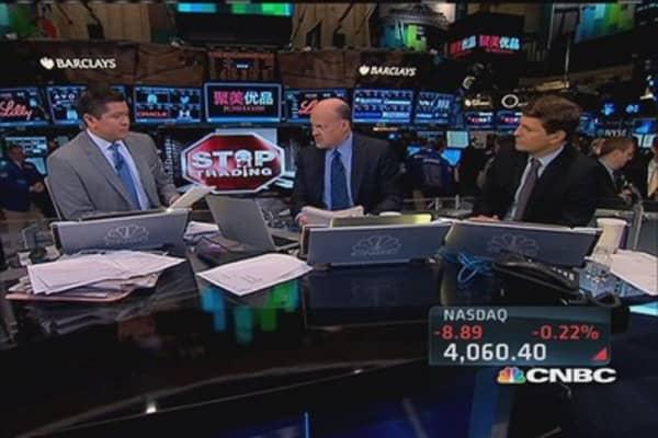 Cramer's Stop Trading: Look at InterMune