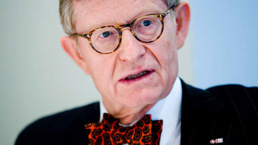 E. Gordon Gee in 2009.