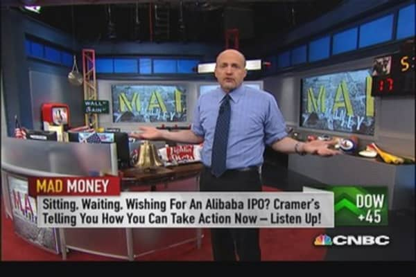 Cramer's speculative China play: Vipshop