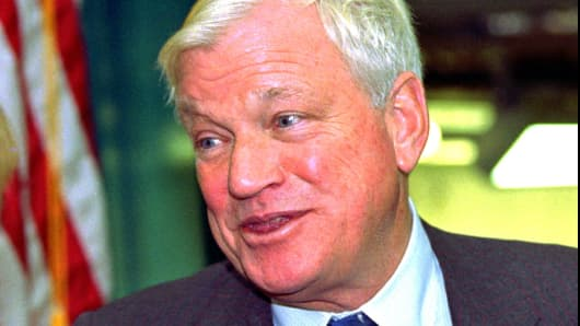 Richard Mellon Scaife in 1997