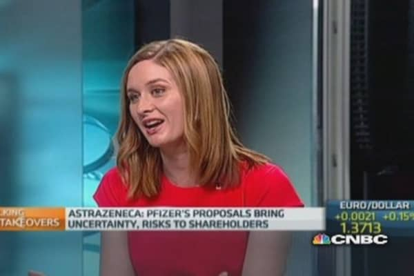 AstraZeneca rejects Pfizer's final bid