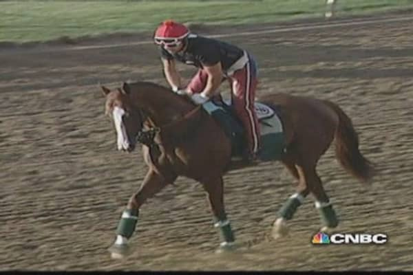 Preakness: Victory for California Chrome