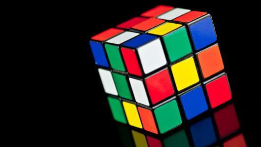Rubik's Cube turns 40.