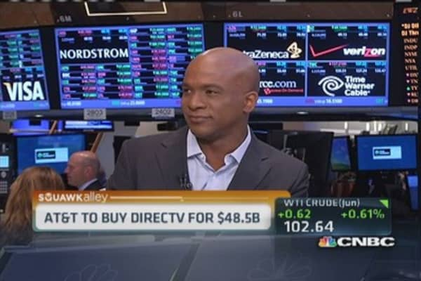 AT&T-DirecTV good for ecosystem: Fortt