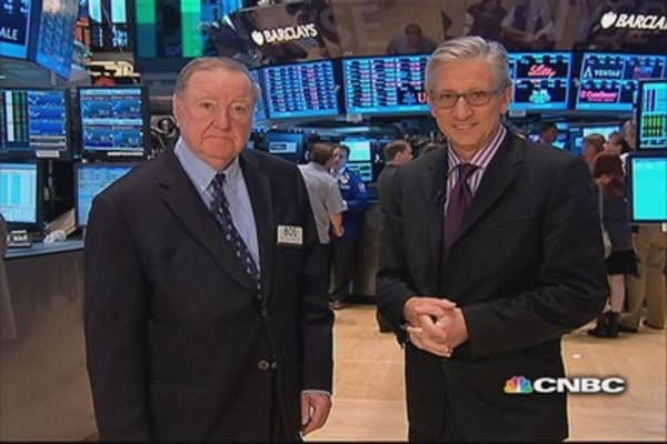 Cashin says Nasdaq & Russell 2000 lead dogs in rally reversal