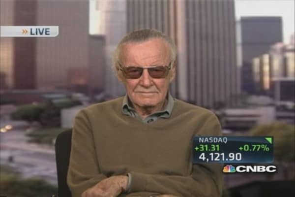 Stan Lee: Special effects revitalized comics