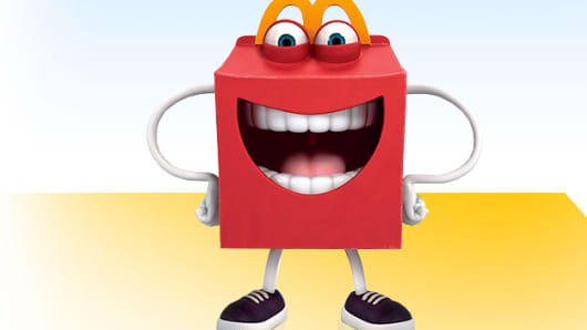 McDonald's Happy Meal character