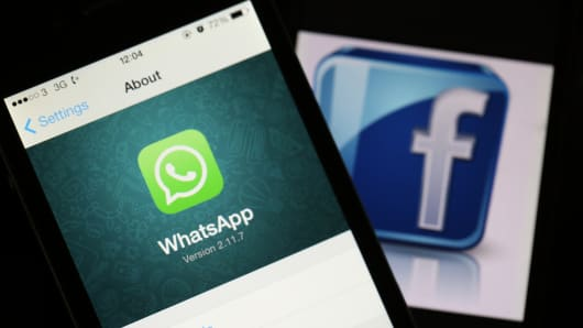 Premium Facebook WhatsApp