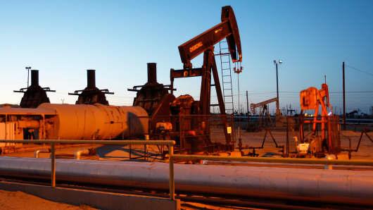 Monterey Shale fracking oil
